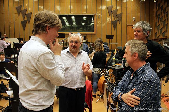 EAST 2013 MR Szimfonikusok - PróbaDorozsmai PéterBalogh Sándor (karmester)Móczán PéterPálvölgyi Géza