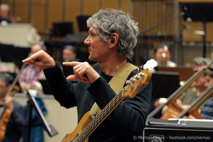 EAST 2013 MR Szimfonikusok - PróbaMóczán Péter