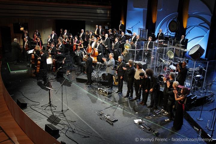 EAST 2013 MÜPA - MR Szimfonikusok