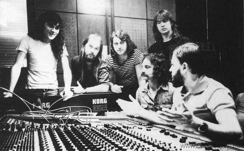 East 1981 / Hungaroton Studió