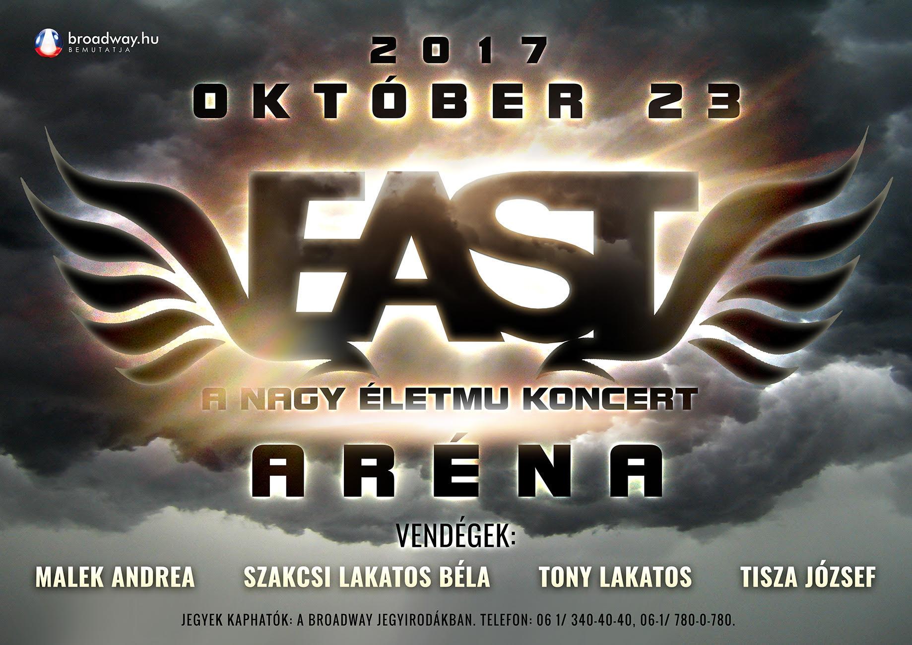 East Aréna 2017 plakát2